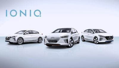 Speciale mobilità sostenibile sponsorizzato da Hyundai Ioniq