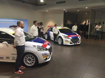 Programmi Peugeot Rally 2016: dal CIR con la 208 T16 alla Peugeot Competition