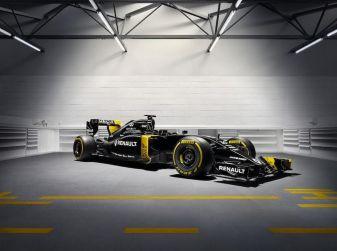 Infiniti partner tecnico del team Renault Sport nella stagione 2016 di Formula1