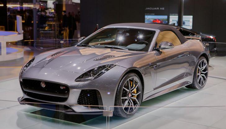 Le auto più sportive presenti a Ginevra 2016 - Foto 17 di 26