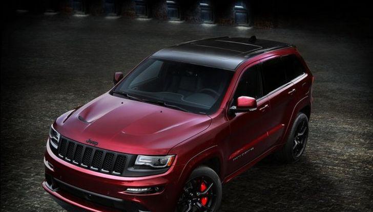 Jeep Grand Cherokee SRT Night - Foto 5 di 8