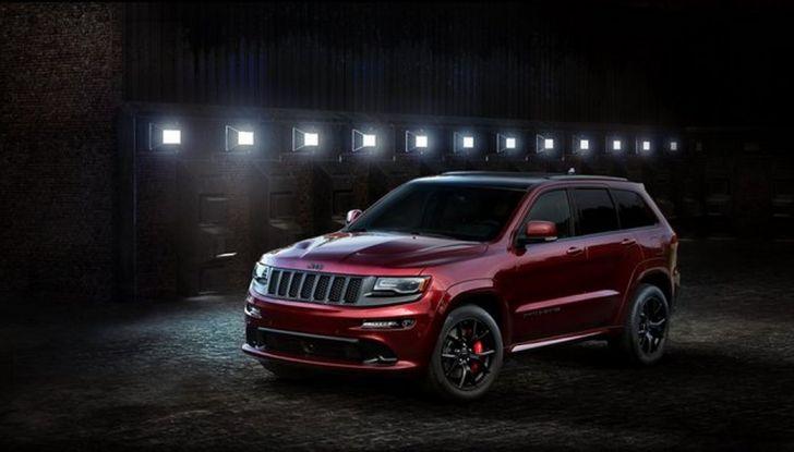 Jeep Grand Cherokee SRT Night - Foto 6 di 8