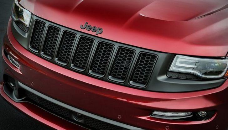 Jeep Grand Cherokee SRT Night - Foto 8 di 8