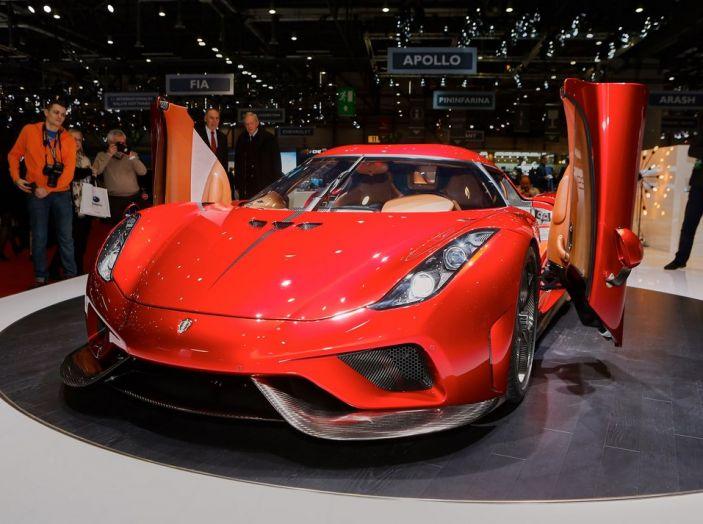 Le auto più sportive presenti a Ginevra 2016