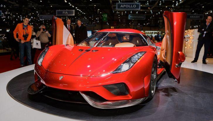 Le auto più sportive presenti a Ginevra 2016 - Foto 6 di 26
