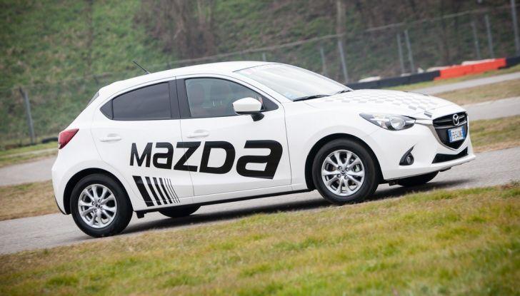Mazda 2: la piccola ammiraglia che non rinuncia a nulla - Foto 24 di 32