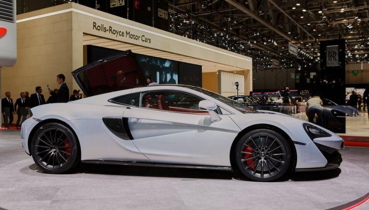 Le auto più sportive presenti a Ginevra 2016 - Foto 22 di 26