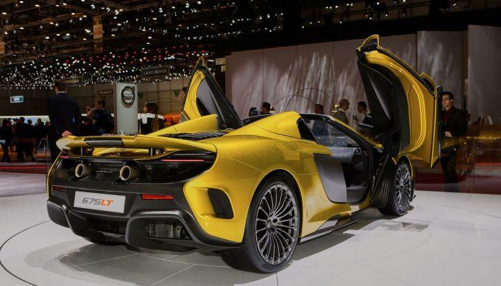 Le auto più sportive presenti a Ginevra 2016 - Foto 21 di 26