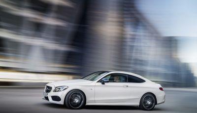 Mercedes AMG C 43 4Matic Coupé: la nuova sportiva della Casa tedesca