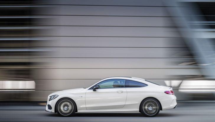 Mercedes AMG Classe C 43 Coupé