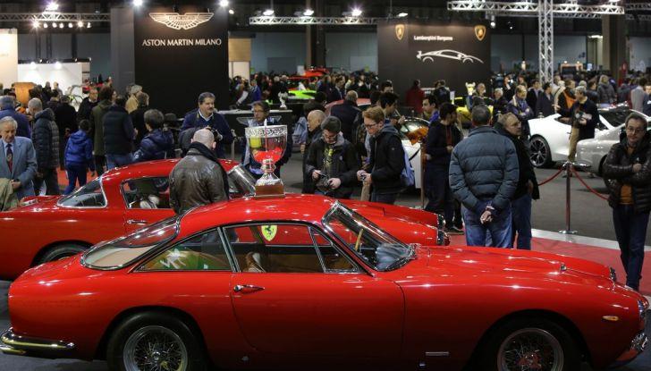 Milano AutoClassica 2016 - Foto 12 di 13