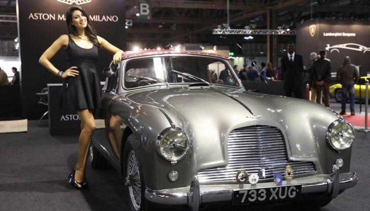 Milano AutoClassica 2016 - Foto 5 di 13