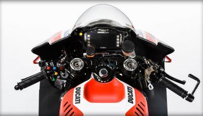 Ducati Desmosedici GP: Tutte le foto in HD del Ducati Team 2016