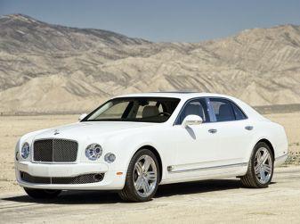 Bentley - Mulsane