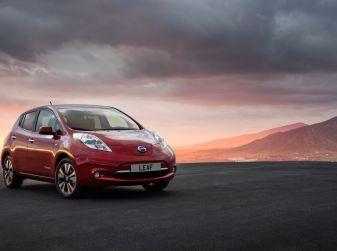 Nissan Leaf vince il Green Prix 2016