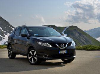 Nissan Qashqai è il BusinessCar Crossover dell'anno
