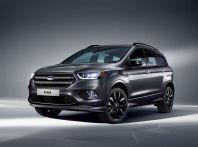 Nuova Ford Kuga: efficiente, sportiva ed ora con SYNC 3