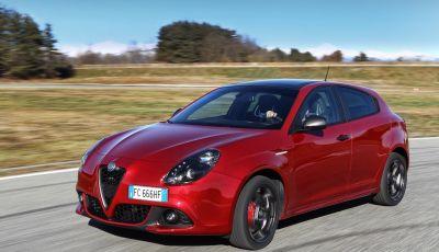 Alfa Romeo Giulietta al prezzo di 17.400 euro grazie ai 5.000 euro di incentivi