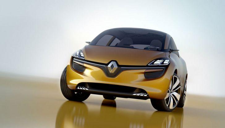 Nuova Renault Scenic: presentazione ufficiale e primi dati tecnici - Foto 18 di 29