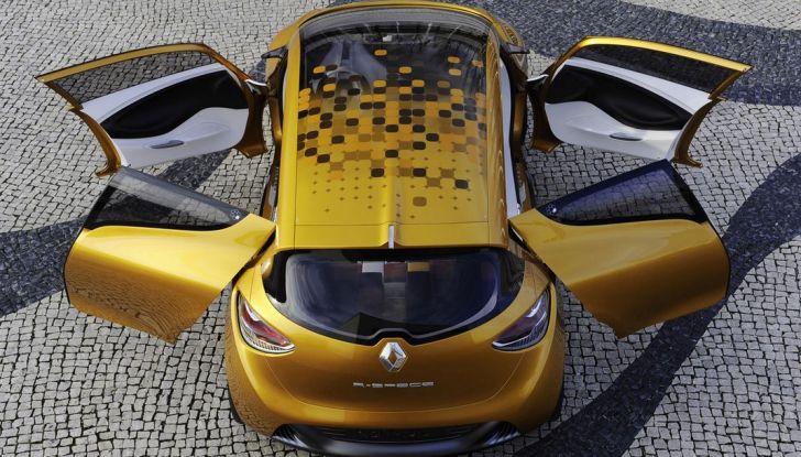 Nuova Renault Scenic: presentazione ufficiale e primi dati tecnici - Foto 27 di 29