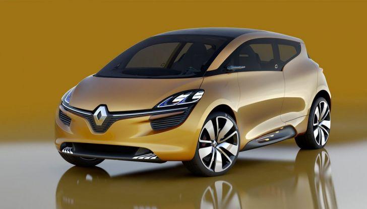 Nuova Renault Scenic: presentazione ufficiale e primi dati tecnici - Foto 28 di 29