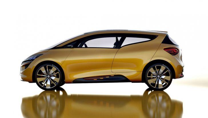 Nuova Renault Scenic: presentazione ufficiale e primi dati tecnici - Foto 19 di 29