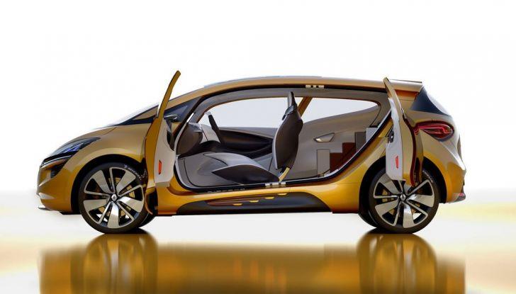Nuova Renault Scenic: presentazione ufficiale e primi dati tecnici - Foto 20 di 29