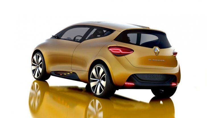 Nuova Renault Scenic: presentazione ufficiale e primi dati tecnici - Foto 21 di 29