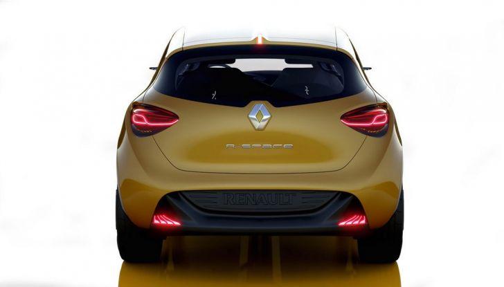 Nuova Renault Scenic: presentazione ufficiale e primi dati tecnici - Foto 22 di 29