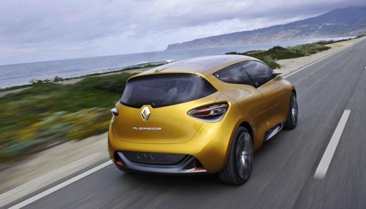 Nuova Renault Scenic: presentazione ufficiale e primi dati tecnici - Foto 24 di 29