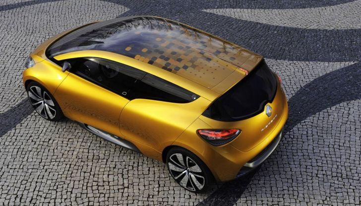Nuova Renault Scenic: presentazione ufficiale e primi dati tecnici - Foto 26 di 29