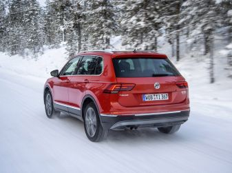 Nuova Volkswagen Tiguan, al via la fase di prevendita