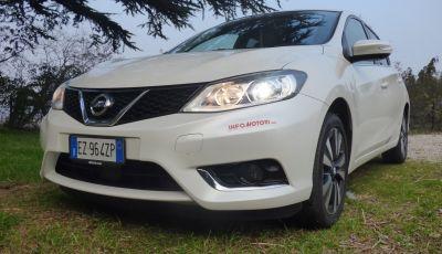 Prova su strada della Nissan Pulsar Tekna dCi110: caratteristiche, prestazioni e prezzi