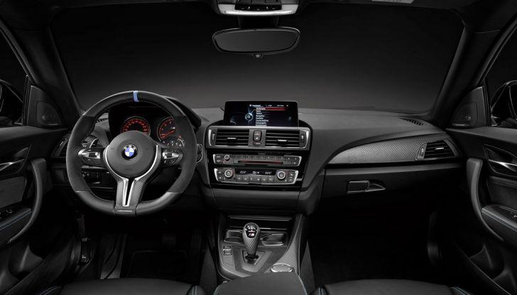bmw m2 coupe 2016 interni