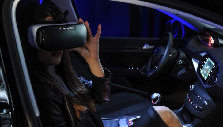 Peugeot presenta Best Technology Experience: video a realtà virtuale per i  test drive - Foto 1 di 10
