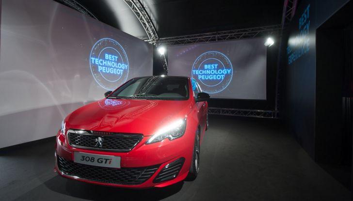 Peugeot presenta Best Technology Experience: video a realtà virtuale per i  test drive - Foto 4 di 10