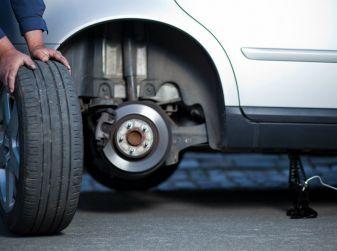 Come riconoscere una ruota danneggiata e quando sostituirla