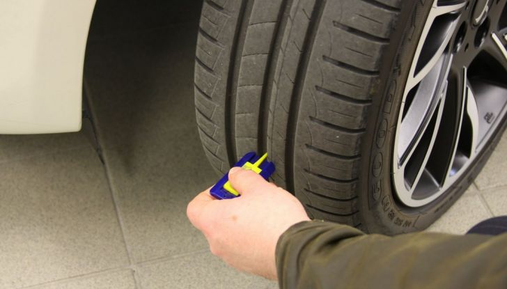Check-Up estivo degli pneumatici: controlli, precauzioni e consigli con Michelin - Foto 14 di 16