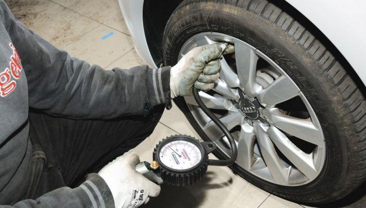 Come riconoscere una ruota danneggiata e quando sostituirla - Foto 10 di 10