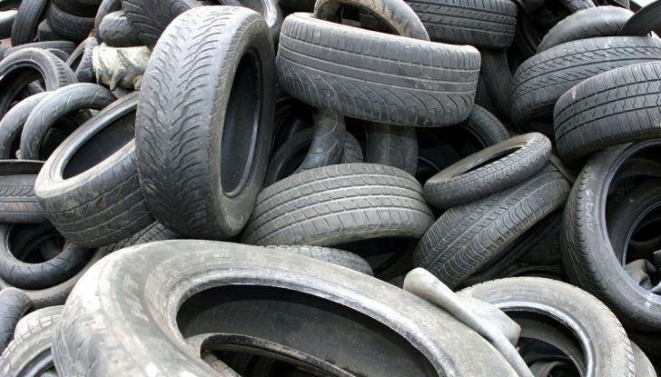 Come mantenere gli pneumatici in perfetta efficienza - Foto 9 di 10