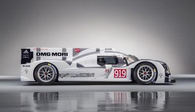 Porsche 919 Hybrid al Campionato mondiale Endurance FIA 2016