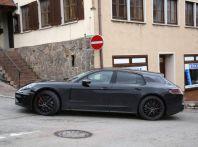 Porsche Panamera Shooting Brake prime immagini spia della nuova station wagon