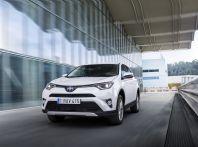 Gamma Toyota Hybrid:  gli ecoincentivi aumentano