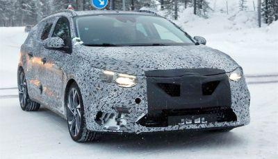 Renault Megane Sport Tourer, arriva la variante station wagon