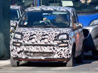 Scoop: Fiat Panda facelift, le prime immagini