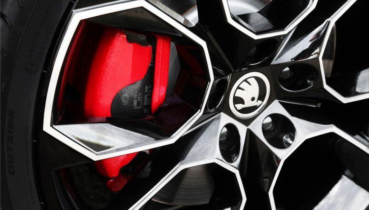 Skoda Octavia Wagon RS 4×4 - Foto 8 di 10