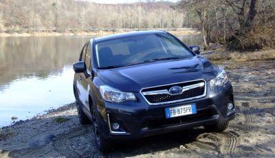 Subaru XV diesel: prova su strada del crossover compatto AWD