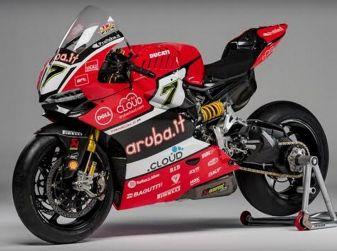 Superbike 2016: presentato il Team Ducati Aruba
