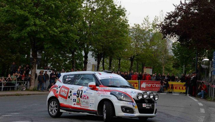 Suzuki: tutto  pronto per i trofei monomarca Rally Cup e Rally Trophy 2016 - Foto 10 di 10