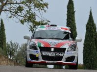 Suzuki: tutto  pronto per i trofei monomarca Rally Cup e Rally Trophy 2016
